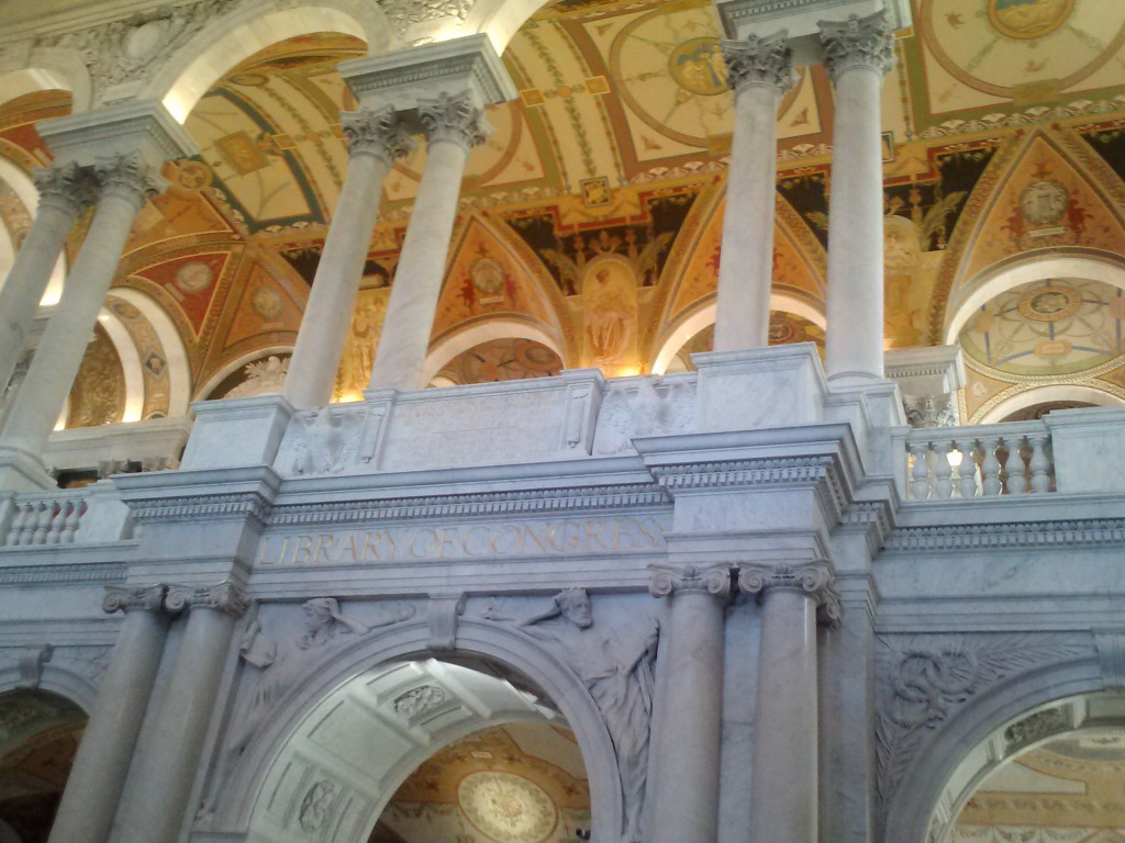 Library of Congress, Great Hall